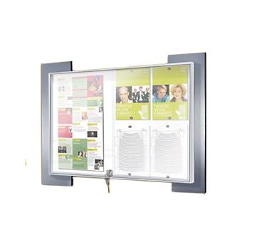 Schaukasten, Infokasten, Infobox, Kasten Box, Verkaufsförderung