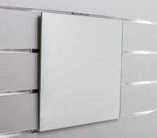 Spiegel für Lamellenwand