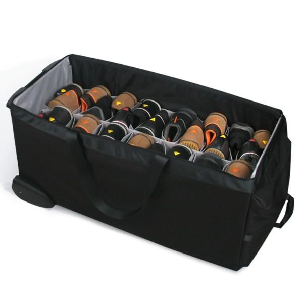 Kollektionskoffer mit Schuhfächer