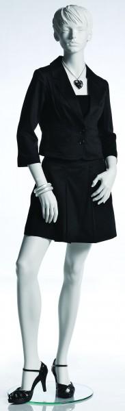Schaufensterfigur ADRIANA, weiß