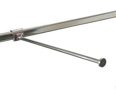 Abhängestange Länge 40cm mit Scheibe für 30x15mm