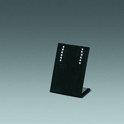 Ohrringständer schwarz Höhe 9cm