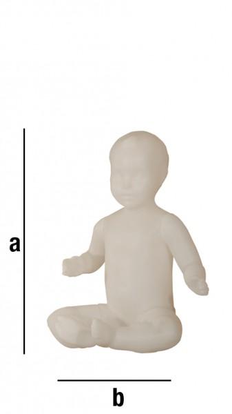 Baby-Figur 1 Jahr