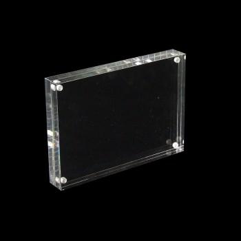 Magnetrahmen Acryl glasklar