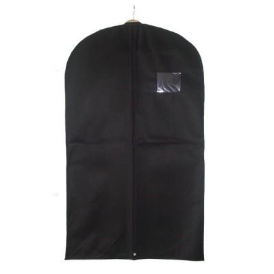Anzughülle, Vlies in schwarz