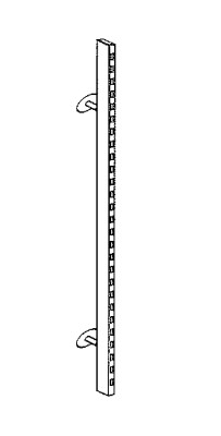 Wandsteher Höhe 240cm