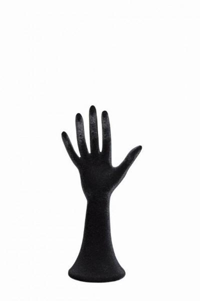 Schmuckhand flexibel, schwarz