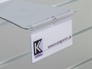 Pendel-Etikettentasche