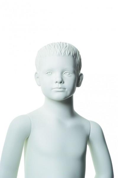 Schaufensterfigur Q-KID MASON, 4 Jahre, weiß
