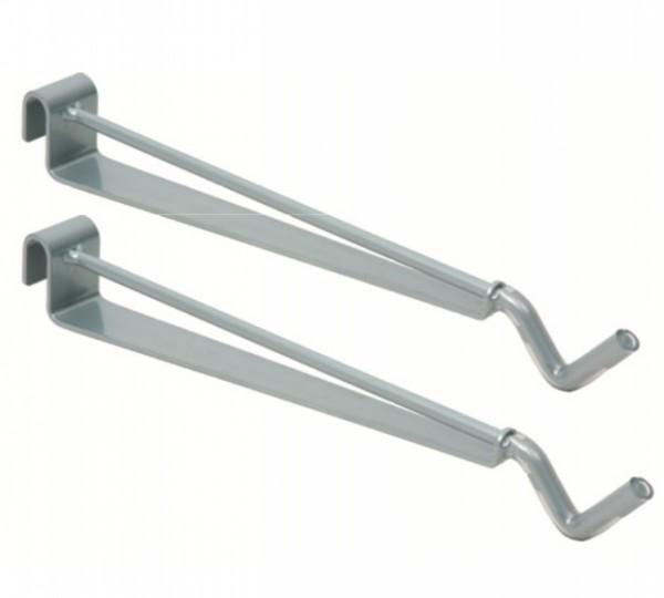 Fahrradhalter für Flachovalrohr 30x15mm