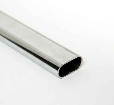 Flachovalrohr 30x15 Länge 240cm