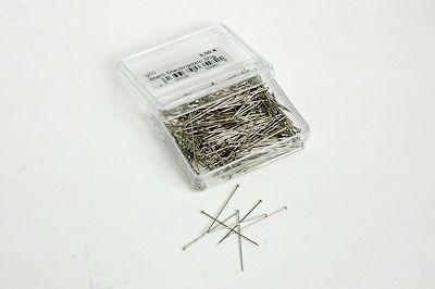 Stahl-Stecknadeln, Länge 34mm