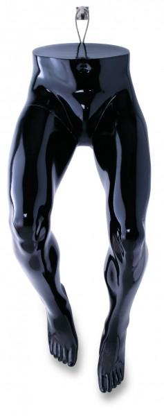 Hosenformer Herr schwarz hängend