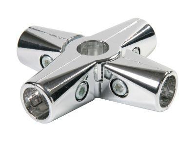 Verbindungsknote 6-weg für Rohr 25mm
