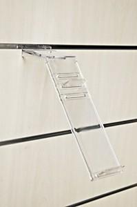 Schuhträger verstellbar transparent