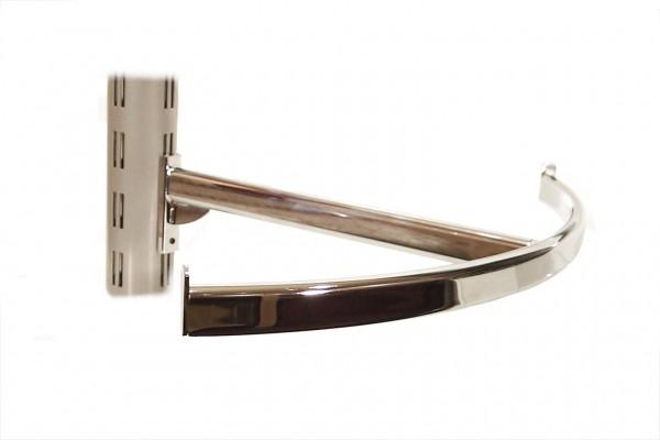 T-Abhängearm gebogen für Raster 50mm