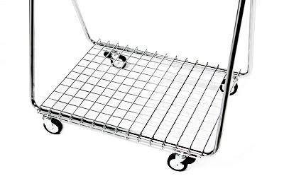 Gitter für Rollständer