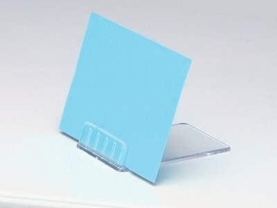Preisschildhalter acryl 45x35x10