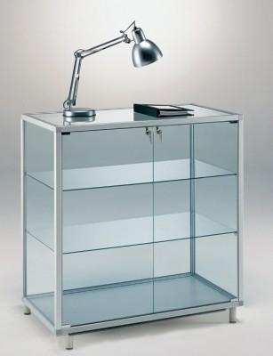 Standglasvitrine 980x415x950mm