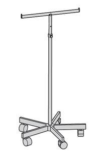T-Abhängeständer 60cm