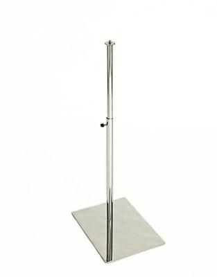 Fuß für Torso mit Gewinde M10 300x400mm