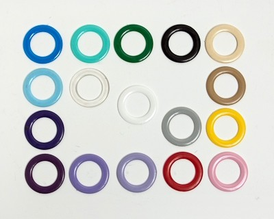 Kollektionsringe diverse Farben 50 Stück