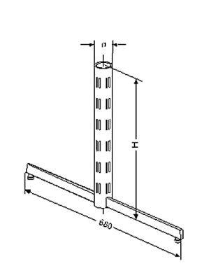 Rondo Doppelgondel 60mm