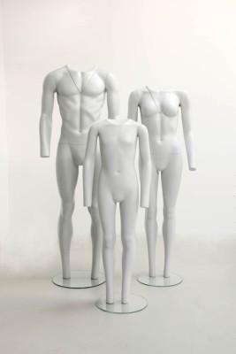Packshot-Figur, weiss