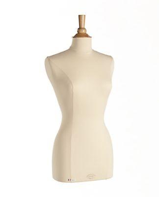 Damenbüste Langform ohne Fuß und Halsabschluß