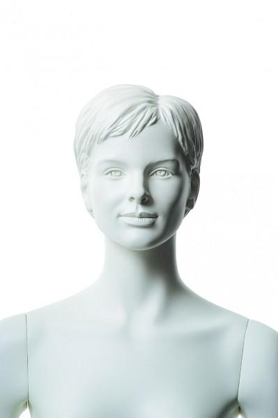 Schaufensterfigur Q-KID JANET, 12 Jahre, weiß