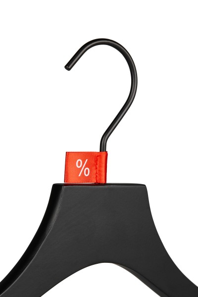 """Sale-Tag aus Satin Druck """"%"""""""