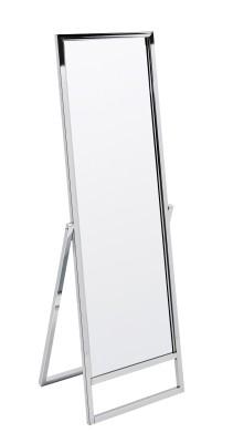 Standspiegel 55x42x Höhe 165cm, verchromt