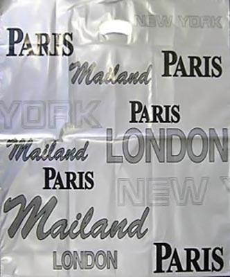 Grifflochtragetasche Paris/London