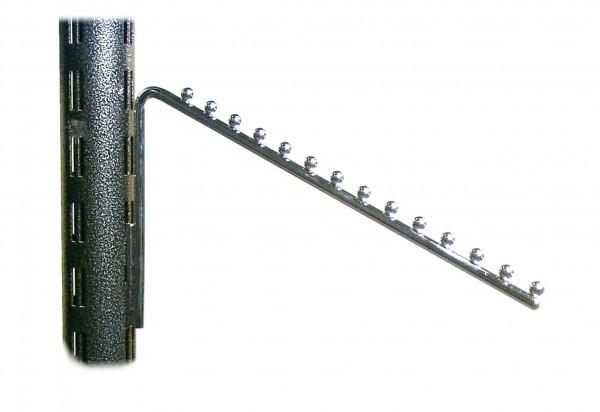 Abhängearm schräg Draht Länge 350mm
