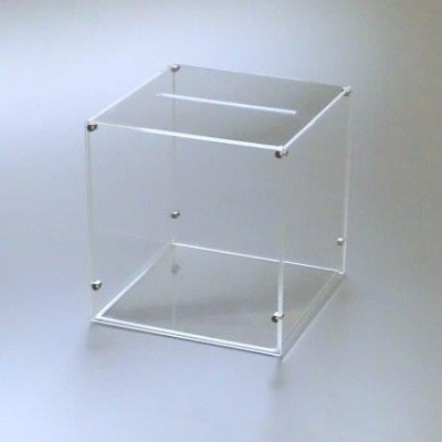 Losbox blanco 210x210x210mm