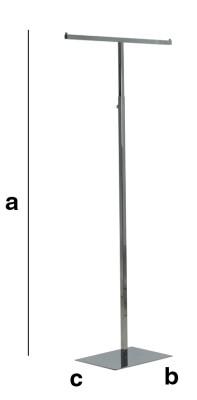 T-Ständer höhenverstellbar