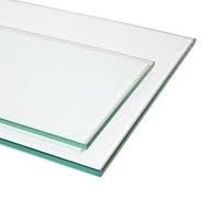 Glasplatte 8mm Float, Breite 950mm / K-Rahmen