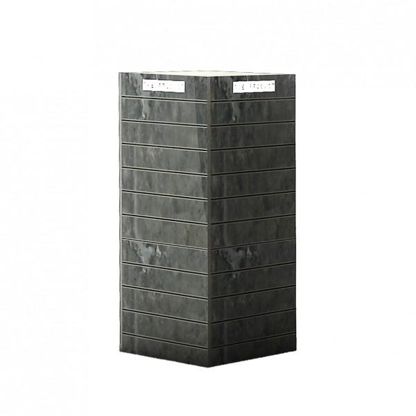 Mittelraum-Turm - matt oder glänzend