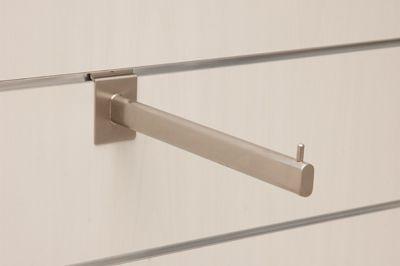 Abhängearm L31cm verchromt oder satiniert