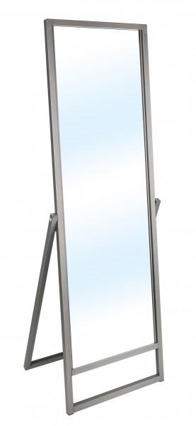 Standspiegel transparent lackiert