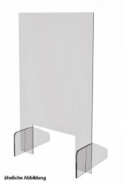 Acryl Nies- und Spuckschutz für Verkaufstheken