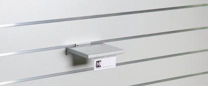 Universaltablar I für Lamellenwand