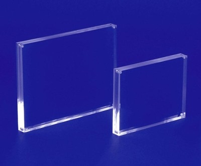 Aufsteller 2-teilig inkl.8 Magneten
